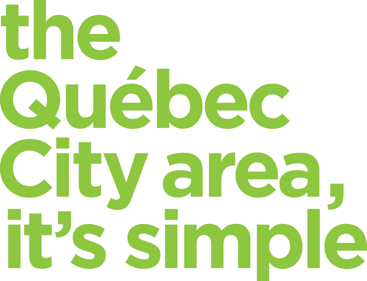 Entrepreneurs easily become part of the community in qubec city simple comme qubec solutioingenieria Gallery